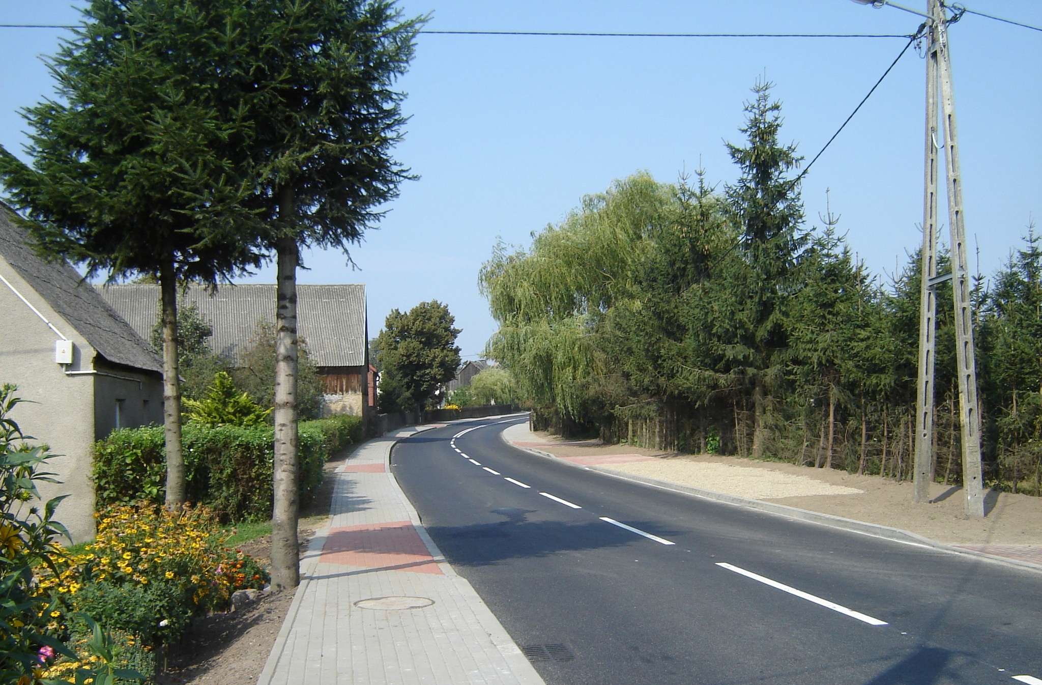 Baner: Zarząd Dróg Wojewódzkich w Zielonej Górze